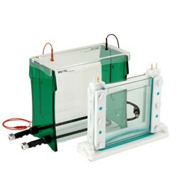 Vertical Gel with Complete unit for gel casting